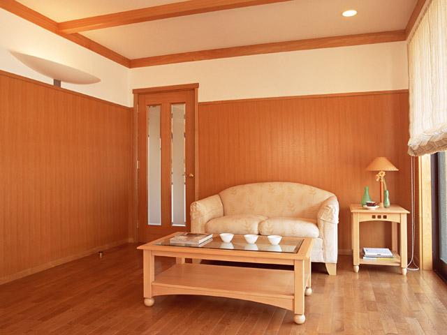 クロス貼り | 神戸市長田区 内装 アール装飾